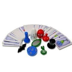 Geistesblitz 5 vor 12  3.0 Version with English Instructions Card Games Board Games