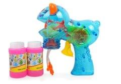 3 Pack Variety Of Games For Children Blowing Bubbles Toy Gun Automatic Bubble Toy (Style6)