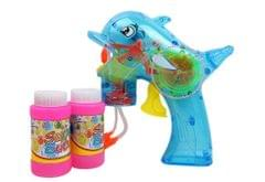 3 Pack Variety Of Games For Children Blowing Bubbles Toy Gun Automatic Bubble Toy (Style5)