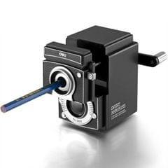 Deli 0668 Sharpener Vintage Camera Shape Pencil Cutting Machine Creative Hand Pencil Sharpener
