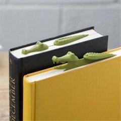 Creative Office Stationery Crocodile Bookmark