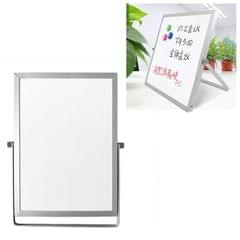 Portable Magnetic Desktop Small Whiteboard Message Writing Board, Size: 18cm x 24cm