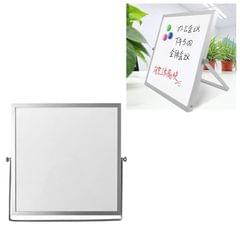 Portable Magnetic Desktop Small Whiteboard Message Writing Board, Size: 25cm x 25cm