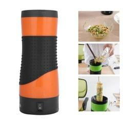 Electric Egg Roll Machine Home Automatic Multi-function Breakfast Cup Lazy Artifact, CN Plug (Yellow)