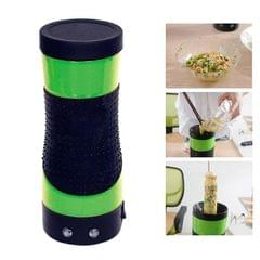 Electric Egg Roll Machine Home Automatic Multi-function Breakfast Cup Lazy Artifact, CN Plug (Green)
