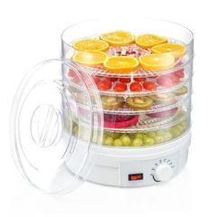 2 PCS Food Dehydrator Fruit Vegetable Meat Drying Machine Snacks Food Dryer