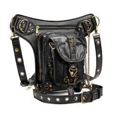 HG062 Star Decoration One-shoulder Bag Cross-body Bag Waist Bag for Ladies, Size: 34 x 30cm