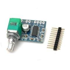 SZX1301 5V 2 x 3W Digital Small Amplifier Board (Green)