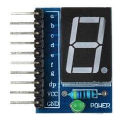 LDTR - SMG1 0.56 inch 1 Bit Digital Tube LED Module for Arduino Lovers