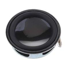 Universal 32mm 4ohm 3W Square Speakers Full Range Subwoofer Bass Horn DIY Replacement Repair Parts for Home Car Audio