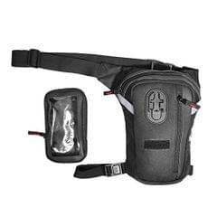 Motorcycle Bike Racing Leg Bag Thigh Bag Pocket with Touch Screen Phone Bag