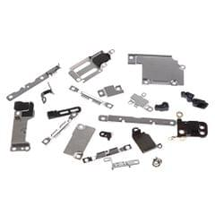 Home Button Metal Backplate Holder Bracket Plate Fix Part 21 Pieces Set for Apple iPhone 6s