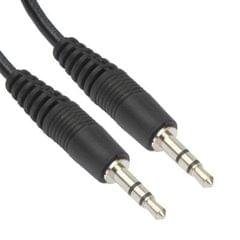 Aux cable, 3.5mm Male Mini Plug Stereo Audio Cable, Length: 1.5m