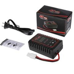 HTRC A3 20W Ni-MH Ni-Cr Charger Toy Model Airplane Charger, US Plug