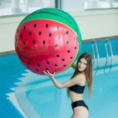 Playing Oversized Inflatable Water Watermelon Beach Ball Parent-child Game Ball (Green)