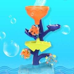 Baby Bathing Water Toy Gear Swing Waterwheel Children Beach Toys