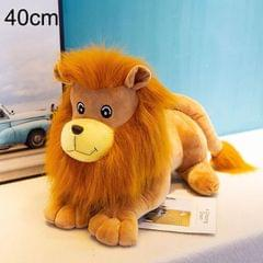Creative Cute Simulation Party Cute Lion Doll Stuffed Animal (40cm)