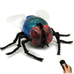 Infrared Sensor Remote Control Simulated Insect Tricky Creative Children Electric Toy Model (Housefly)