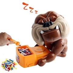 Cartoon Creative Beware of the Dog Bite Hand Novelty Tricky Toys, Large Size