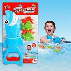 Hungry Shark Catch Small Fish Children Bathing Water Educational Toys