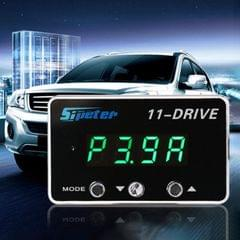 For Volkswagen Golf 2008- Sipeter 11-Drive Automotive Power Accelerator Module Car Electronic Throttle Accelerator with LED Display