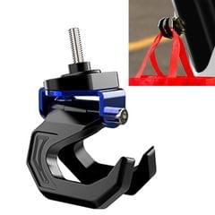 Portable Car Motorcycle Metal Sundries Goods Hook (Blue)