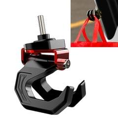 Portable Car Motorcycle Metal Sundries Goods Hook (Red)