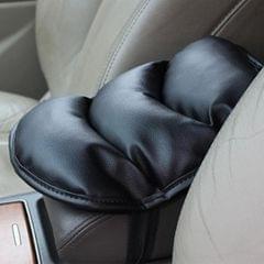 Automotive Armrest Mats (Black)