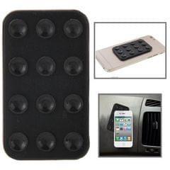 Anti-Slip Mat Super Sticky Pad for Phone / MP4 / MP3 (Black)