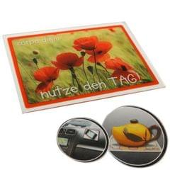 Car Little Feet Style Anti-Slip Mat Super Sticky Pad for Phone / GPS / MP4 / MP3, Size: 138 x 105 x 2mm (Style2)