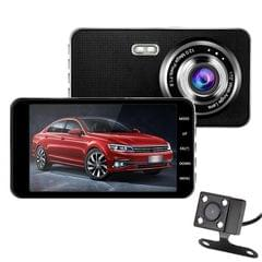 SE009 4 inch 170 Degrees Wide Angle Full HD 1080P Video Car Touch Screen DVR, Support TF Card / Loop Recording / G-sensor