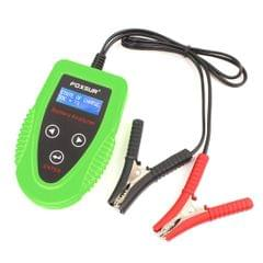 12V Car Battery Tester  LCD Battery Analyzer Car Charge Diagnostic Tool (Green)