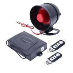 24V Truck Anti-theft Intelligent System Voice Prompt Alarm Protection Security System