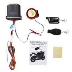 FEYCH Motorcycle Anti-theft Security Remote Vibration Sensor Alarm