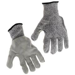 Level 5 Cut Resistant Gloves Safety Cut Proof Stab Resistant PU Palm Working Gloves