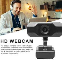 USB2.0 Camera w/ for Computer Laptop Live Broadcast Video Conference Work