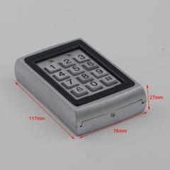 Metal Door Access Controller Password Lock With Keypad PIN Code