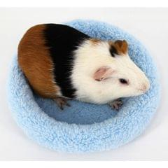 Hamster Bed Round Warm Sleep Mat Pad For Guinea Pig Squirrel Small Animals