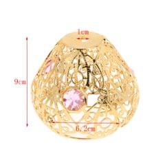 Small Iron Lamp Shade Chandelier Shade Light Cage Pendant Lights Fixture 1