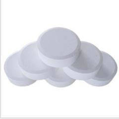 Swimming Pool Floating Chlorine Dispenser Dispenser + 50pcs Tablets