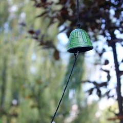 Iron Japanese Wind Chime Traditional for birthday Wind Bell Temple Bell