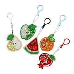 Assorted 5D Diamond Painting Kits Keychain Handbag Purse Car Case Ornaments