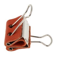 Stainless Steel Binder Clips File Paper Clip Photo Stationary Office 26x16mm