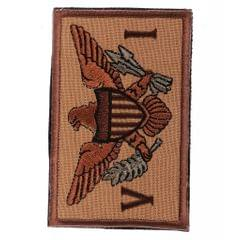 Embroidery Armband Sewing Appliques Patches Cloth Sticker The Virgin Islands