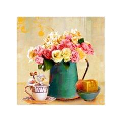 1 Set Beauty Diamond Painting DIY CraftS Kit for Home Decor Rose
