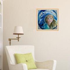 5D Diamond Painting Embroidery Cross Stitch Kit Home Decor Beauty Horse