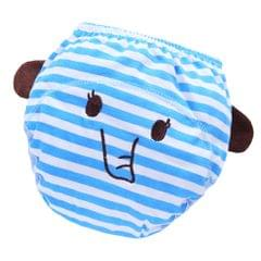 Potty Training Pants Cotton Washable Nappy Diaper Baby 80 for 11KG Elephant