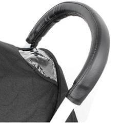 Stroller Foldable Zipper Artificial PU Handle Sleeve Cover 54 cm