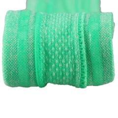 Unisex Sports Yoga Headband Wrap Gym Fitness Elastic Sweatband Grass Green