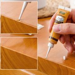 Furniture Wood Floor Scratch Repair Coating Paste Markers Tool Light Teak